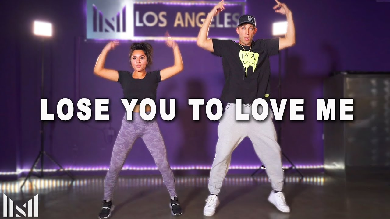 """LOSE YOU TO LOVE ME"" 10 Minute Dance Challenge w/ Tati McQuay"