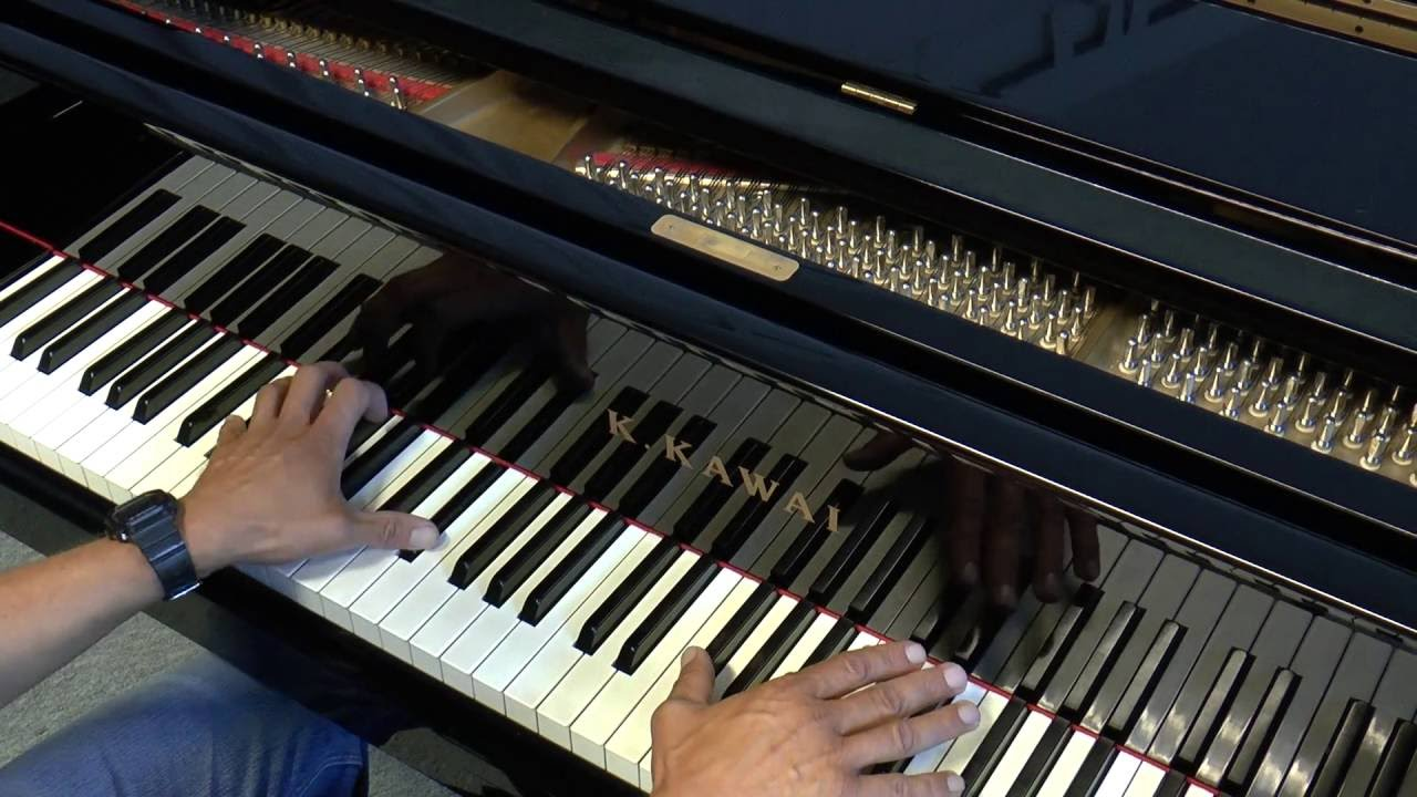 Tom waits ol55 piano tutorial improved version youtube hexwebz Image collections