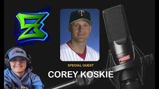 Zander's Podcast   Episode 9   Corey Koskie