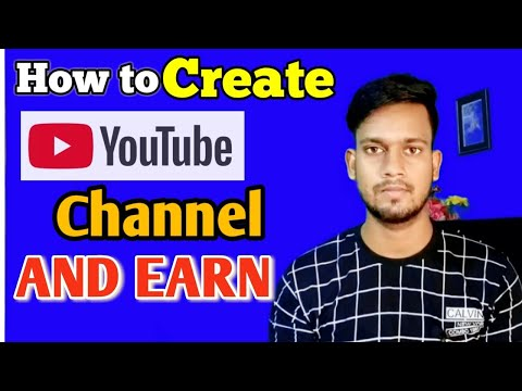 How to Create A Youtube Channel in Mobile and Earn Money ( step by step ) {1}