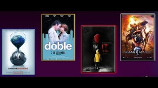 ¡Vamos al cine!: IT(Eso) - Doble - Duro de Cuidar y mucho más! (10-09-17)