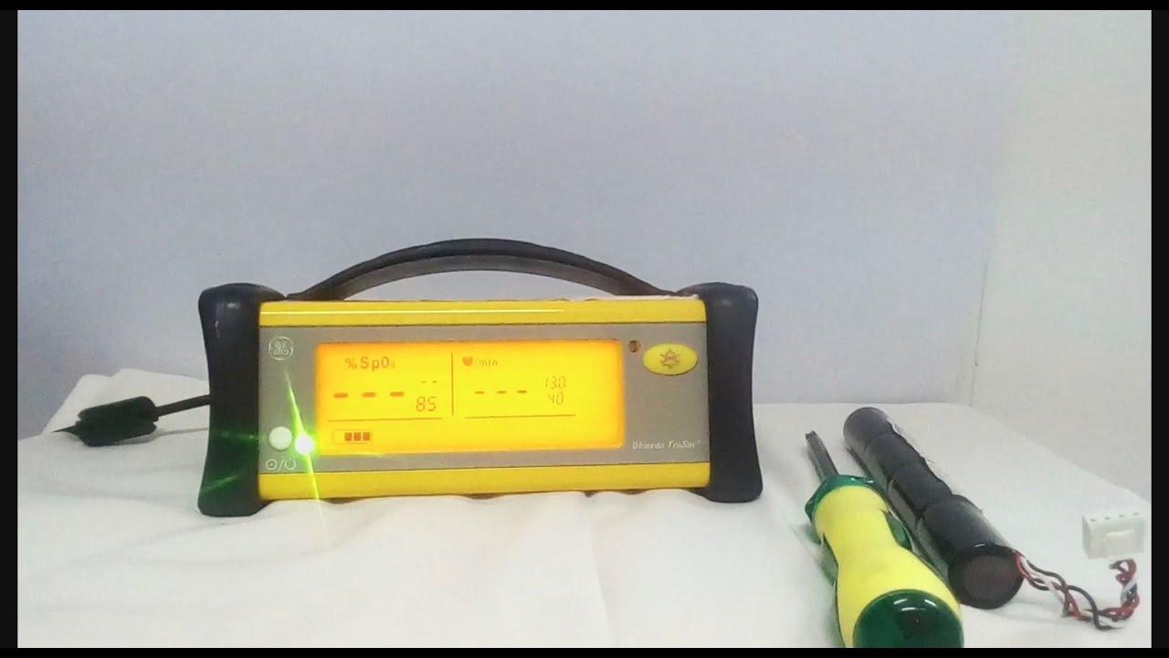 Trusat™ pulse oximeter.