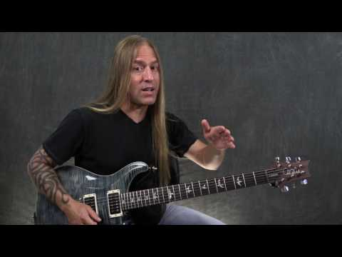 """1 Easy Way To Create """"Bizarre"""" Metal Sounds (Guitar Lesson)"""