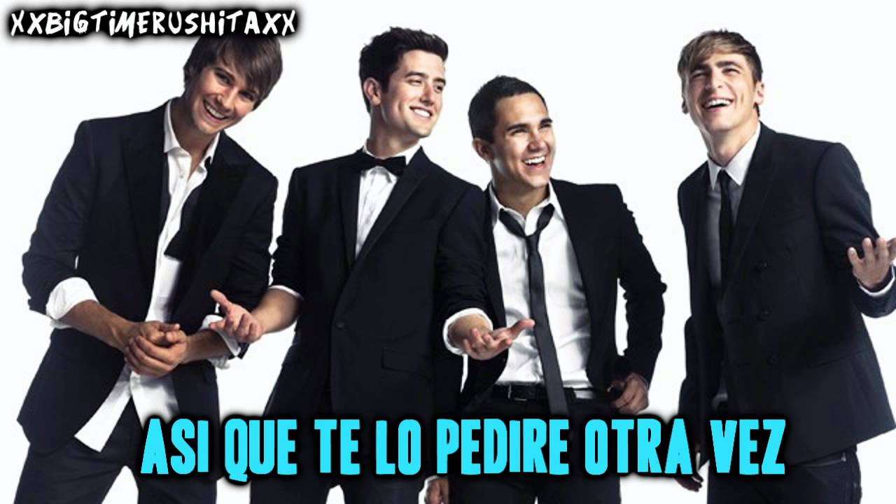 Big Time Rush - Big Time Rush Lyrics | MetroLyrics