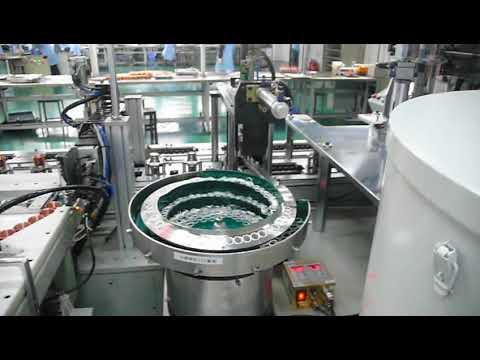 Automation Machine For Anode Unit Automatic Assembly