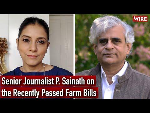 'Farm Bills Will