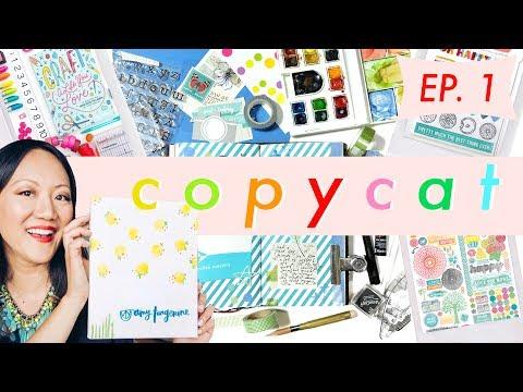 COPYCAT EP. 1: Amy Tangerine | Journal with Me No. 020