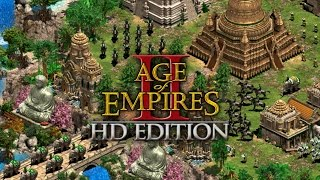 AGE OF EMPIRES 2 HD Edition - HOTKEYS PARA TODOS | BATALLANDO ONLINE #29