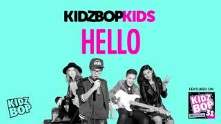 KIDZ BOP Kids - Hello (KIDZ BOP 31)