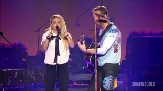 Shakira - Me Enamoré (Feat. Chris Martin) (Live Global Citizen Festival Hamburg 2017)