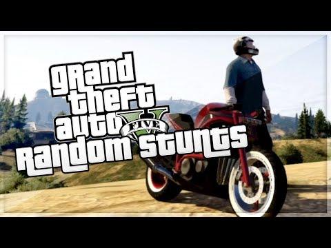 GTA 5: Random Stunt Spots - Episode 1