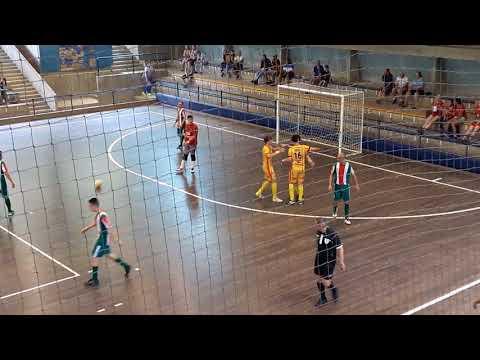 Blumenau Futsal 13x1 Ibirama Gols