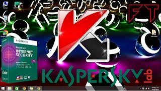descargar e instalar kaspersky antivirus 2015 licencia de por vida