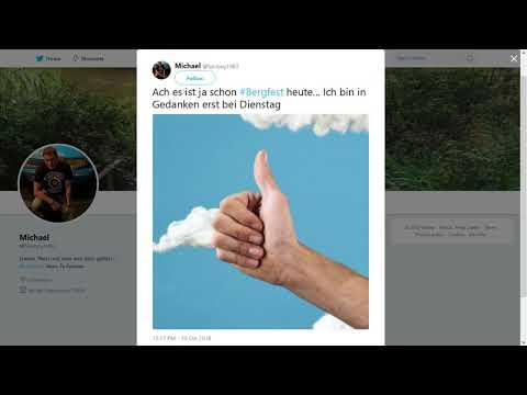 Germany Trending Tweets 11 10 2018