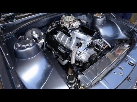 WPN-383 Holden V8 runs 9.87 / 140mph
