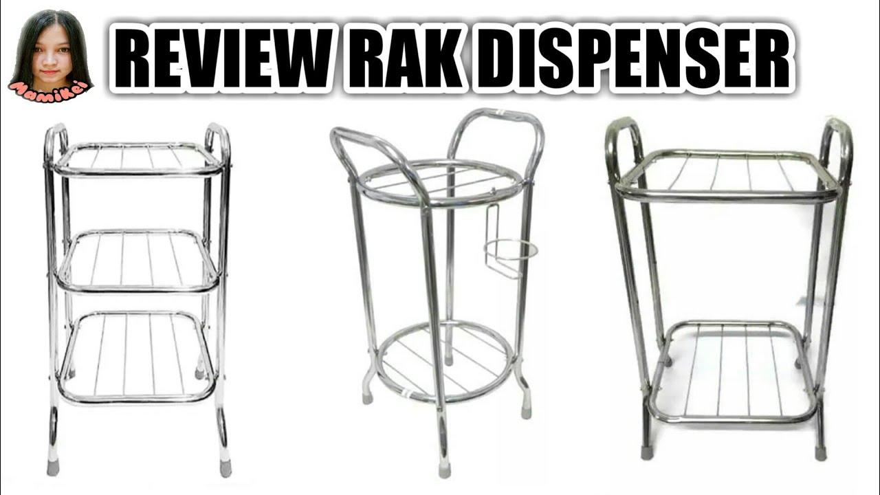 REVIEW RAK DISPENSER