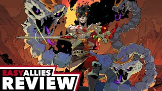 Hades - Easy Allies Review (Video Game Video Review)