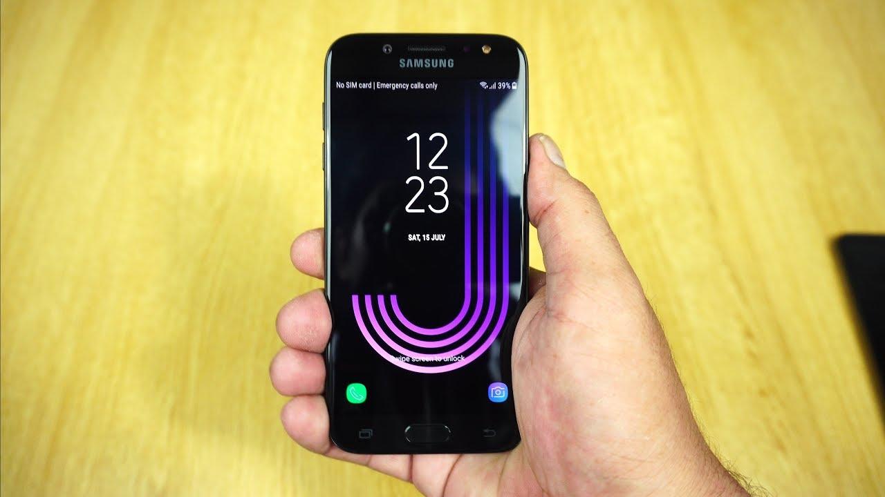 Samsung Galaxy J5 Pro (2017) Review [Urdu/Hindi] - YouTube