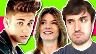 QUEM CURTE O JUSTIN BIEBER? - Either (Would you Rather...)