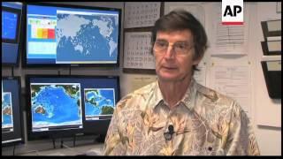 US Pacific warning centre predicts further tsunamis