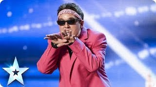 Everybody do The Prawn | Britain's Got Talent 2014