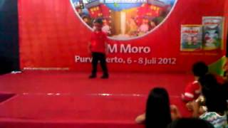 fashion show anak