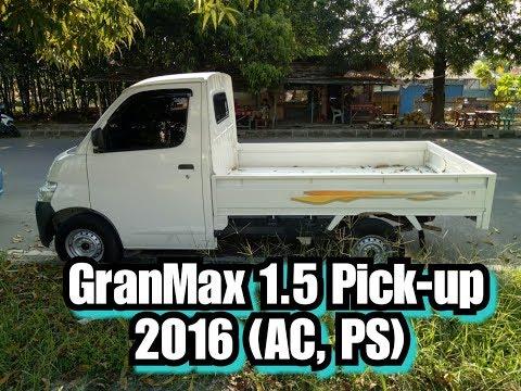Jual Mobil Bekas Gran Max 1 5 Pick Up 2016 Ac Ps Cirebon Jawa