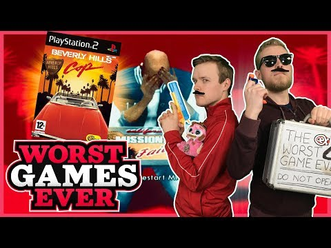 Worst Games Ever - Beverly Hills Cop