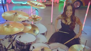 SLIPKNOT - LEFT BEHIND - DRUM COVER BY MEYTAL COHEN