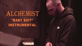 Alchemist - Baby $hit (Instrumental)