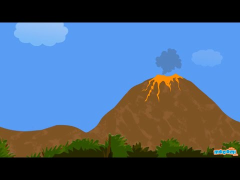 What is a Volcano? Facts & Information  Geography for