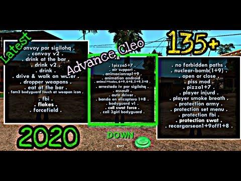[Latest] 135+ New Cleo Script For GTA San Andreas Android | 2020 | Asif Mahadi