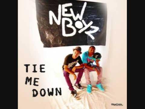 New Boyz ft. Ray J - Tie Me Down
