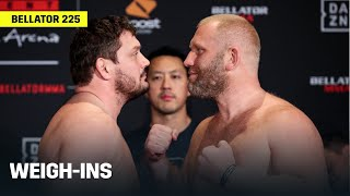 Bellator 225 Weigh-In