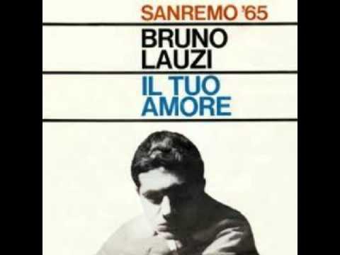 Bruno Lauzi Amore Caro Amore Bello Testo