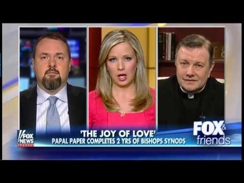 Steve Skojec Discusses Amoris Laetitia on Fox & Friends