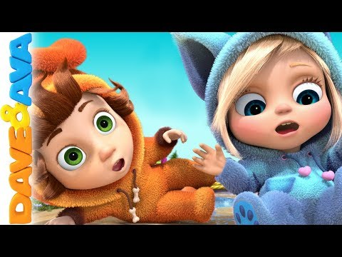🍨 Nursery Rhymes and Kids Songs | Baby Songs by Dave and Ava 🍨