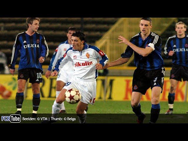 2004-2005 - UEFA-Cup - 06. Groep C Match 4 - Club Brugge - Real Zaragoza 1-1