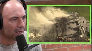 Joe Rogan on Man Who Burned His House Down to Hide a Murder
