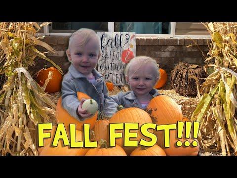 FAMILY FALL FEST!!! (Day 664)