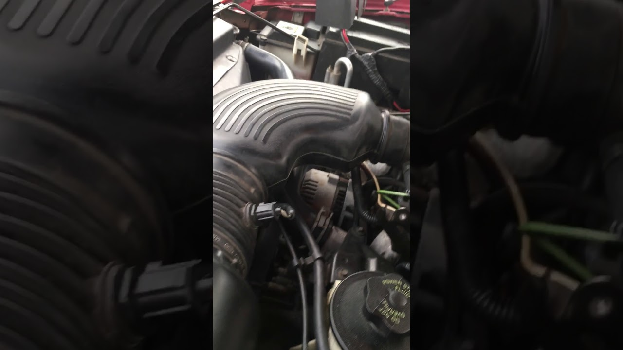 1998 Ford Expedition 5 4 DPFE SENSOR