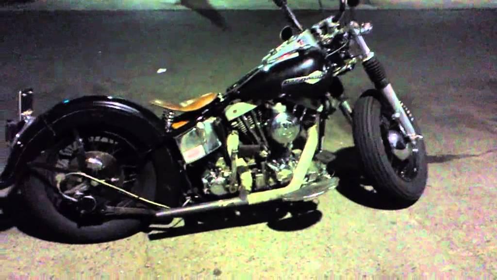 Harley Davidson Shovel...