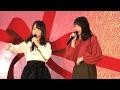 170204 坂口渚沙・倉野尾成美(AKB48 チーム8) 気まぐれオンステージ