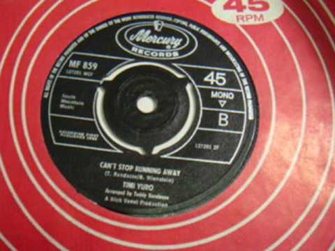 Timi Yuro  - Cant Stop Running Away