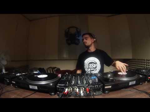 Videoset Techno #010 Rafa Perez @ Zumbera Room GRX