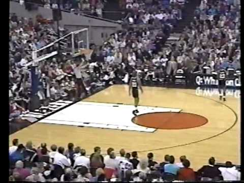 Clyde Drexler: 48 Points Vs San Antonio (1991-92 Regular Season)