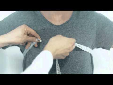 Как правильно снять мерки и узнать свой размер одежды