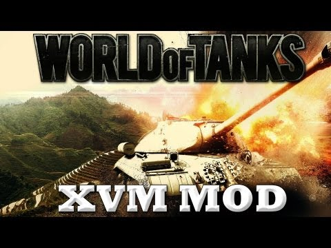 World of Tanks - How to Install the XVM Mod