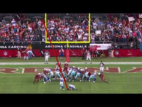 NFL Shortest Missed Field Goals (Missed Chip Shots)