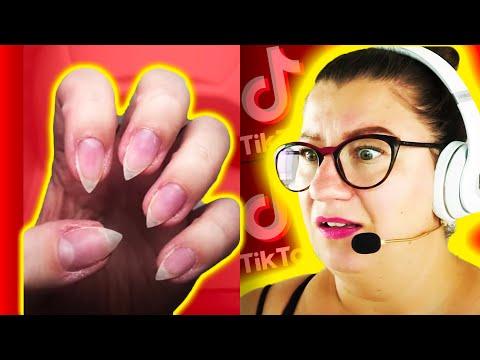 Stylistka paznokci vs